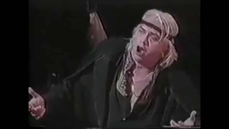 "Дмитрий Хворостовский. Риголетто ⁄ Dmitri Hvorostovsky. ""Cortigianni, vil razza dannata.."""