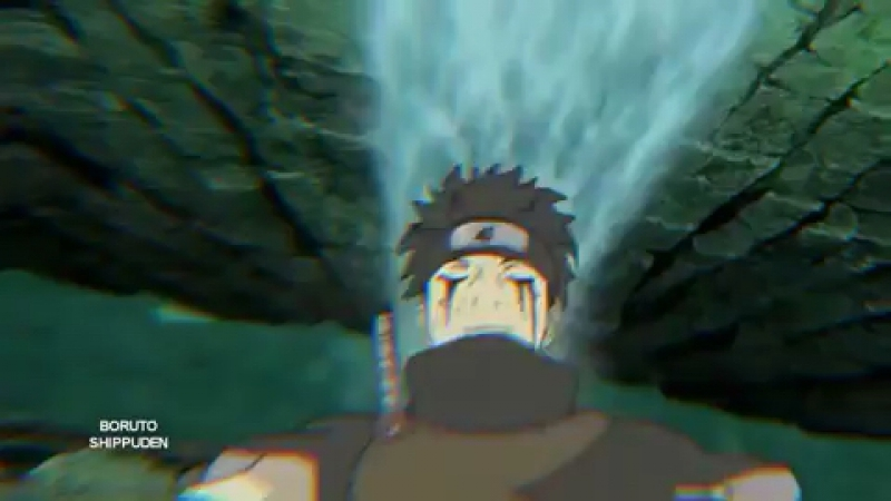 Shisui and Itachi | Heart of courage