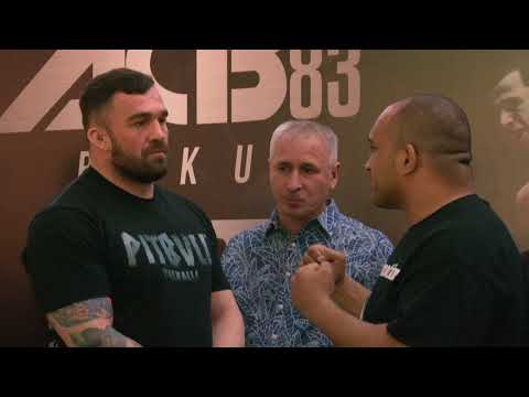 ACB 83: Weigh-ins