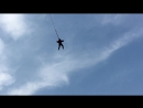 один из моих прыжков 50метров