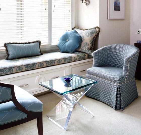Изысканная элегантность для гостиной