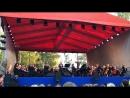 С.Пронь, Д.Крамер с оркестром на JazzPark JazzПарк