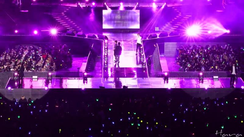 FANCAM – 15.10.17 B.A.P - No Mercy @ «Daegu Crazy KPOP Festival»