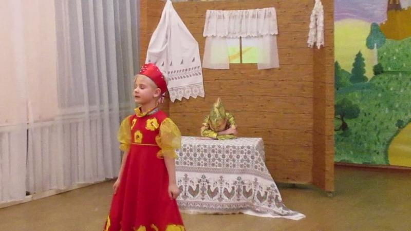MVI_7869Мюзикл Царевна-лягушка в БДОУ г. Омска Детский сад №1