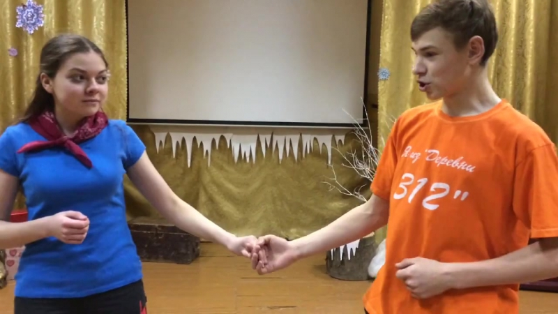 Команда Деревня 312 - Приглашение на Полуфинал 5 сезона Лиги КВН Устьяны