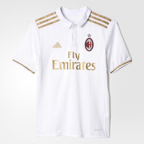 Игровая футболка ФК Милан Away