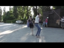 Девушка классно танцует лезгинку!.mp4