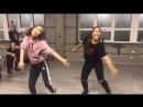 Female dancehall choreo by Sonia Soupha