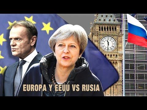 Detrás de la Razón: Quién ganaría si Estados Unidos y Europa le declaran la guerra a Rusia ¿y Trump?
