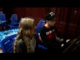 Миша Смирнов и Софья Фисенко