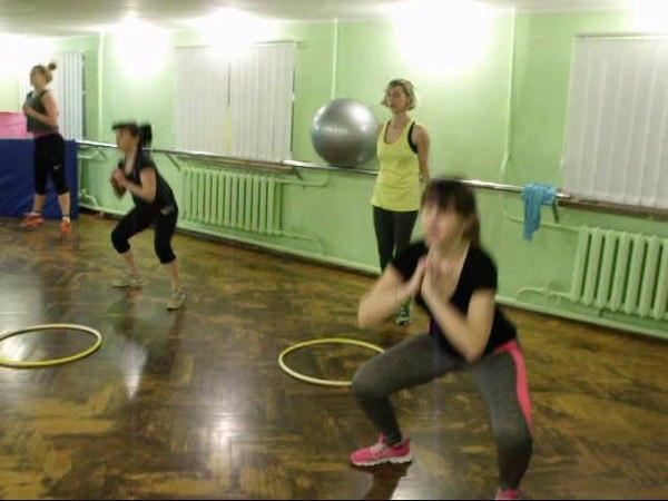 Fitness Fusion hula-hup fitness Светлана Сотник