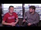 Эксклюзивное интервью с лидером группы «НАИВ». Прямая трансляция