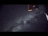Вид на млечный путь с МКС