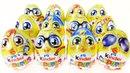 Киндер Сюрприз ПАСХАЛЬНЫЕ ВЕСЕННИЕ 2018! Unboxing Kinder Surprise eggs! Новая коллекция ВЕСНА 2018!