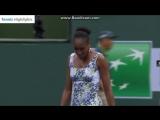 Venus WILLIAMS vs Anastasija SEVASTOVA INDIAN WELLS 2018 R4 HIGHLIGHTS HD