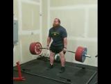 Шон Дойл,  тяга 410 кг