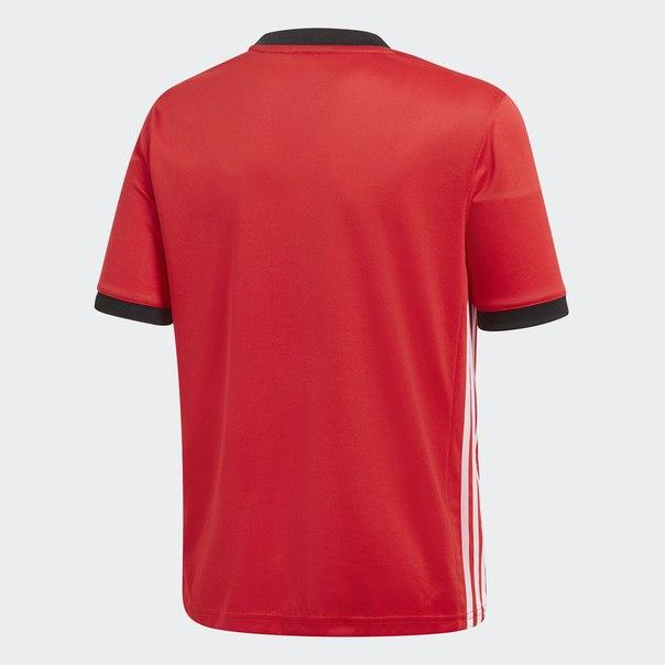 Домашняя игровая футболка сборной Египта