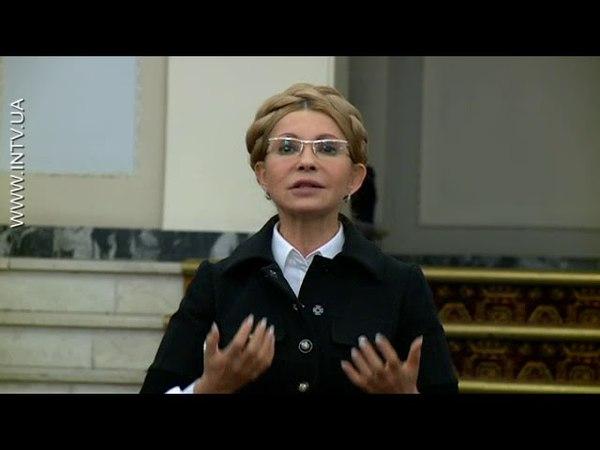 Батьківщина вимагає припинити будь які махінації з газотранспортною системою України