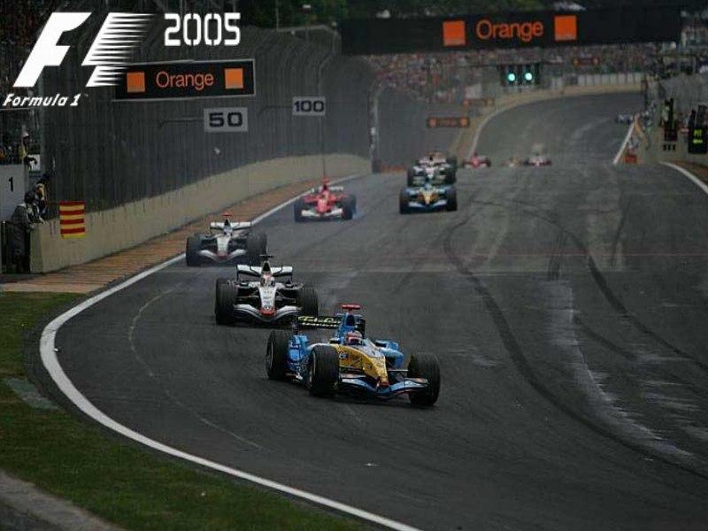 Гонки.МЕ Формула Гонки Ф1 2005 Формула-1 2005
