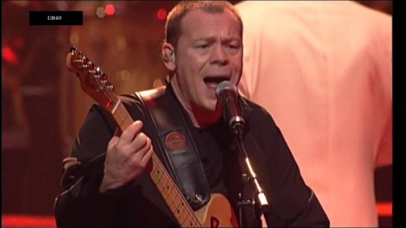214.UB40 - Red Red Wine.(Official Live Video).HD