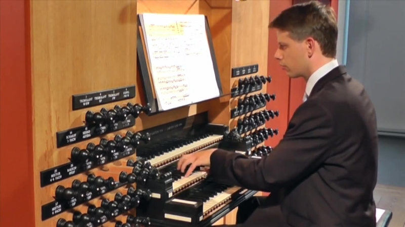 802 J. S. Bach - Duetto nº 1 in E minor BWV 802 - Daniel Bruun
