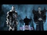 Gothic 2 возвращение 2.0 alternative balance Страж Братства Храм Спящего#44