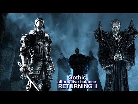 Gothic 2 возвращение 2.0 alternative balance [Страж Братства] Храм Спящего44