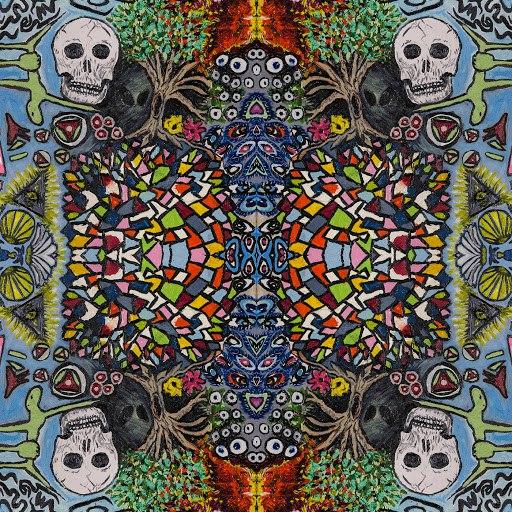 RUN DMT альбом Revolutionaire Re-Imagined Vol. 1