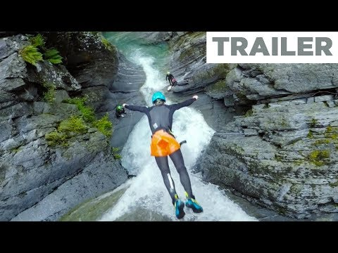 REVAMP | DEAP Freestyle Canyoning Film | Official Trailer