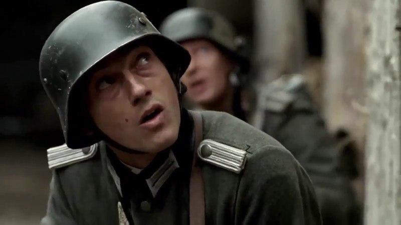 Savaşın Gerçekliğini Hissettiren Sahne, Fabrika Sahnesi [Factory Scene] - Generation War
