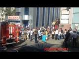 Пожар в гостинице _Торн Хаус_ в переулке Семашко 21.09