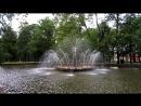 Фонтан в Нижн. парке Петергофа