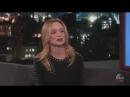 Heather Graham au Jimmy Kimmel Live le 12 février 2018