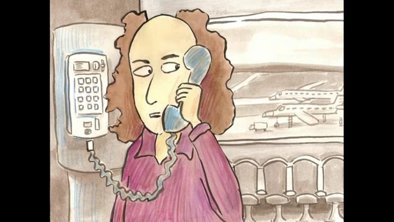 Доктор Катц - Звонок от Стивена Райта