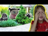 Kid Plays Hide and Seek with toys Family fun kids Playtime Pretend play toys video for kids