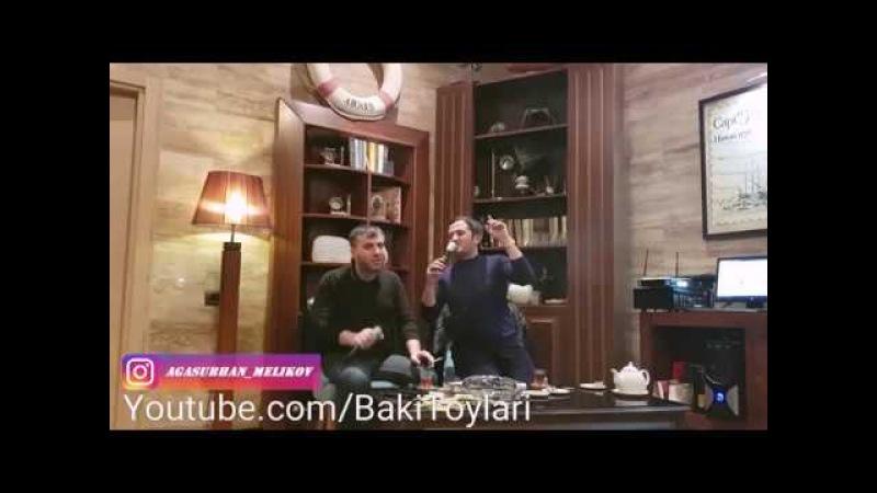 Super Muzikalni Meyxana 2018 (TIK TIK TIK) - Resad Dagli, Orxan Lokbatanli