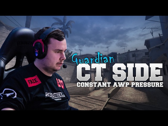 CT Specialist - GuardiaN Constant AWP Pressure on Mirage