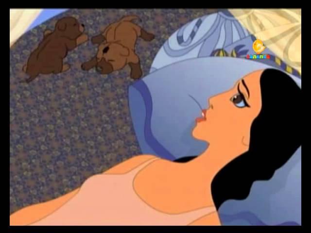 Қазақша мультфильм: Ертегілер еліне саяхат - Мұңлық-Зарлық