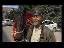 Путешественник Цзин Ли отправился в конный поход из Усть-Джегуты на карачаевском жеребце