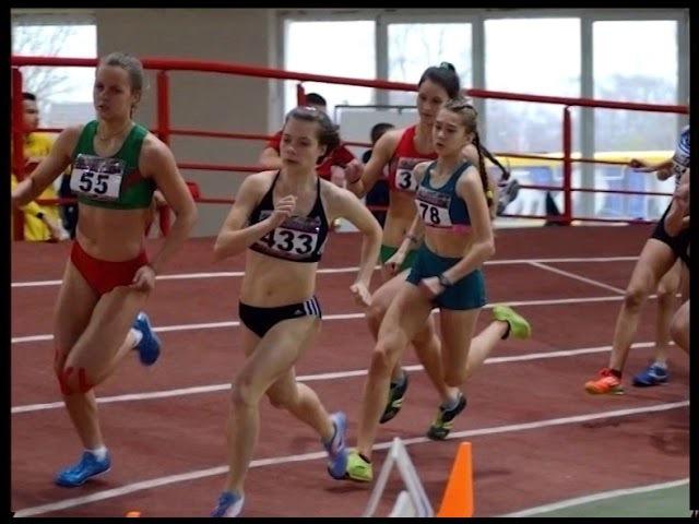 Прорыв года. Анастасия Семейкина за новый рекорд на международном легкоатлетическом турнире в Бресте