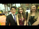 House of anubis cast at KCA 2011
