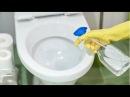Как очистить унитаз от налета камня и ржавчины в домашних условиях