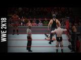 WWE 2K18 ПРОХОЖДЕНИЕ КАРЬЕРЫ -  6 tag team   #4
