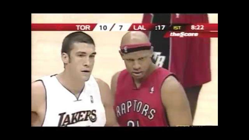 Lakers vs Raptors 2006.01.22 - Kobe 81 Points (Full Game) Raptors Broadcast