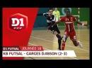 J18 Kremlin Bicetre Futsal Garges Djibson 2 3