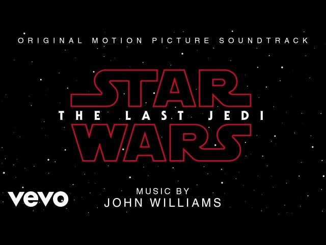 John Williams - The Battle of Crait (From Star Wars: The Last Jedi/Audio Only)