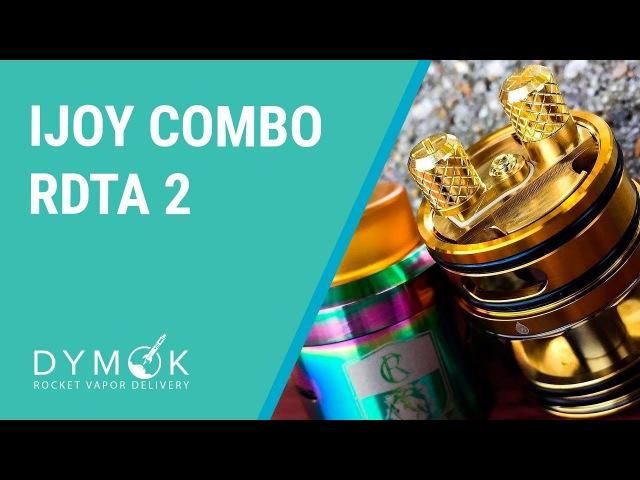 IJoy Combo RDTA 2 обзор, намотка | Удачное продолжение