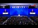 Срочно! Путин ЗАСТАВИЛ весь зал встать Вы нас раньше не слушали, послушайте сейчас