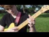 The Seafloor Cinema - Swords Dance (Math-Rock Guitar Playthrough)