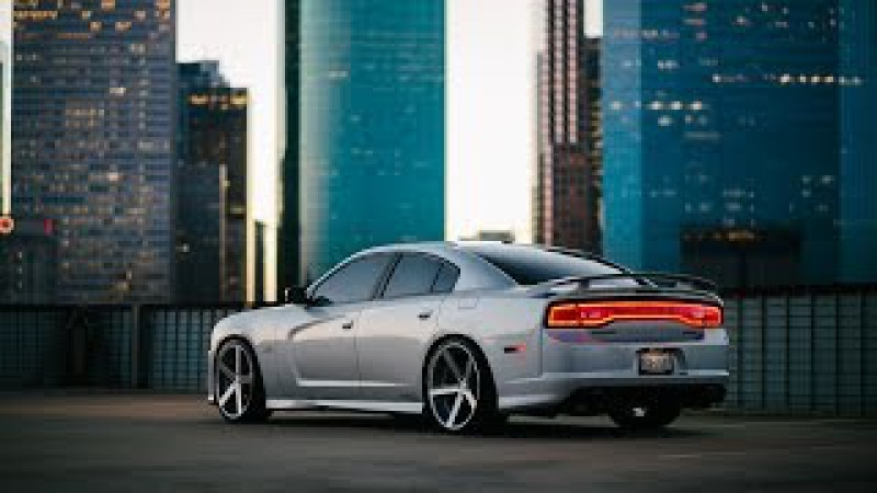 Dodge Charger SRT8 for Tire59 and Rohana Wheels